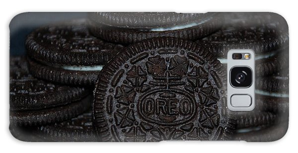 Oreo Cookies Galaxy Case