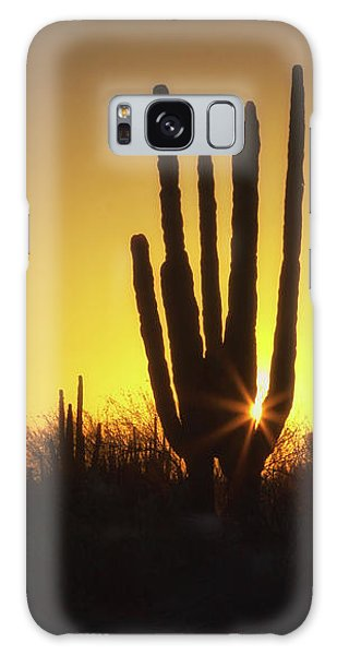 Organ Pipe Cactus Galaxy Case