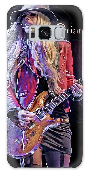Alice Cooper Galaxy Case - Orianthi by Mal Bray