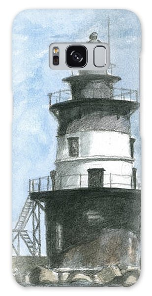 Orient Point Lighthouse Galaxy Case