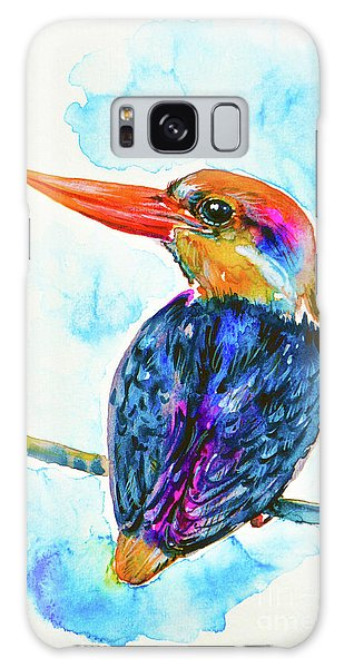 Oriental Dwarf Kingfisher Galaxy S8 Case