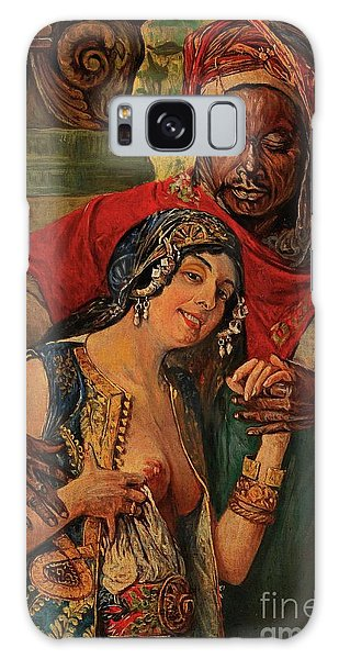 Orientalisches Paar  Galaxy Case by Pg Reproductions