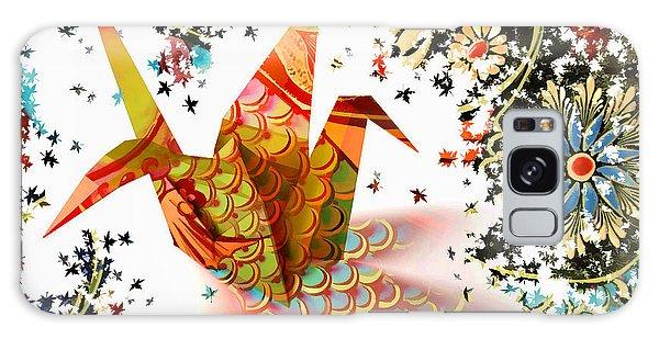 Origami 2017 Galaxy Case