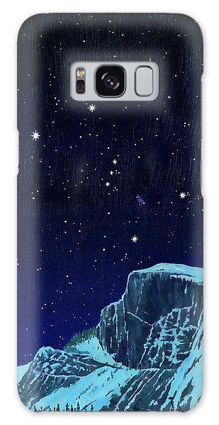 Orion Over Yosemite Galaxy Case