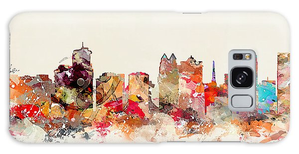 Florida Galaxy Case - Orlando Florida Skyline by Bri Buckley