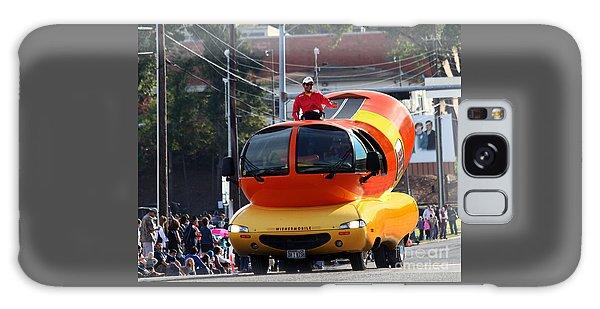 Oscar Mayer Wienermobile Galaxy Case