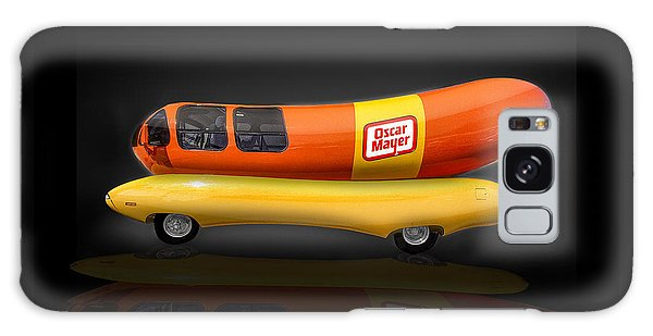 Oscar Mayer Wiener Mobile Galaxy Case by Gary Warnimont