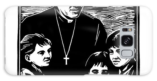 St. Oscar Romero - Jlosc Galaxy Case