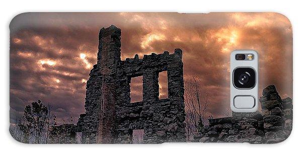 Galaxy Case featuring the photograph Osler Castle by Michaela Preston