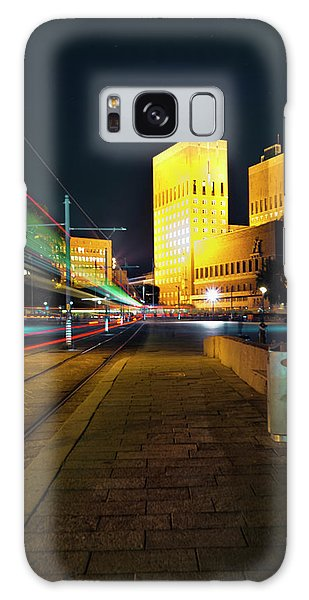 Oslo Town Hall Galaxy Case