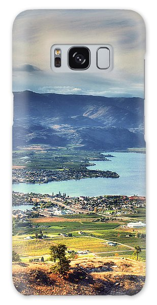 Osoyoos Lake 2 Galaxy Case