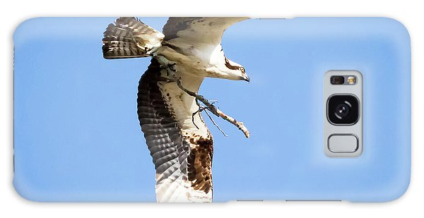 Galaxy Case featuring the photograph Osprey In Flight by Ricky L Jones