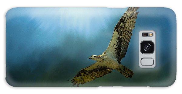Osprey In The Evening Light Galaxy S8 Case