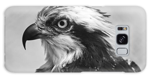 Osprey Monochrome Portrait Galaxy Case