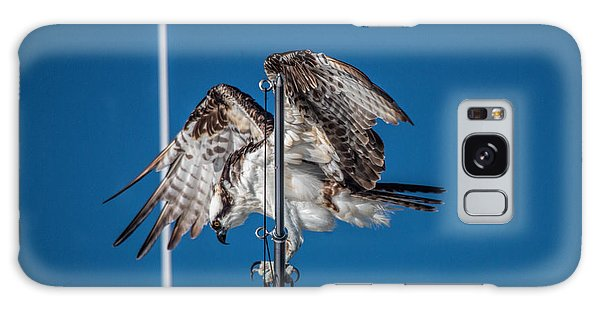 Osprey On The Boat Rod Galaxy Case