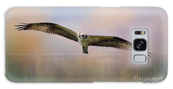 Osprey Over The Shenandoah Galaxy Case