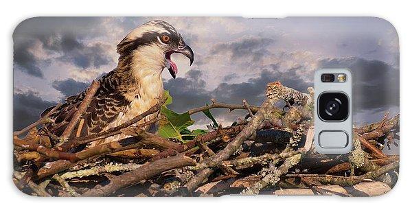 Osprey Talk Galaxy Case