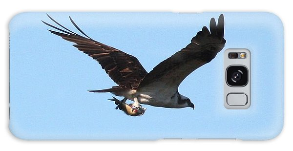 Osprey With Fish Galaxy S8 Case