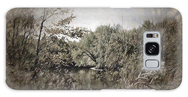 Otter Creek  Galaxy Case by Rena Trepanier