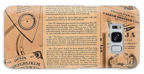 Ouija Galaxy Case by Steve Sperry