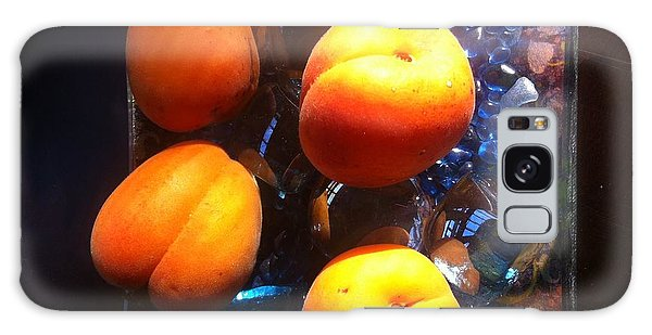 Our Juicy Apricots Galaxy Case