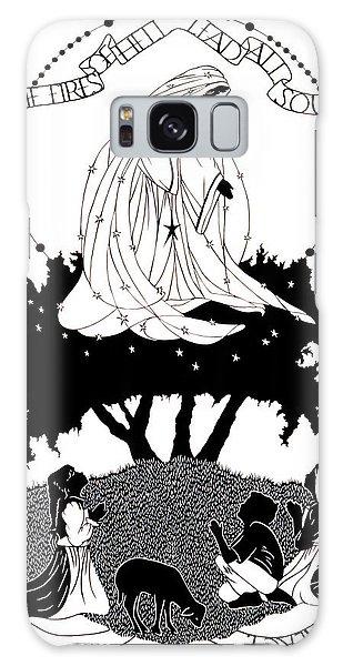 Our Lady Of Fatima - Dpolf Galaxy Case