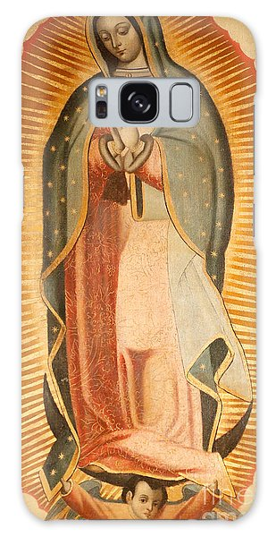 Central America Galaxy Case - Our Lady Of Guadalupe by American School