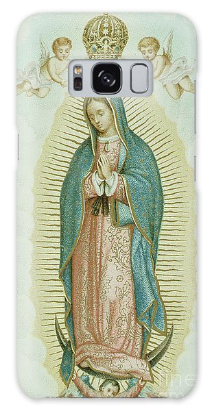 Mexican Galaxy Case - Our Lady Of Guadalupe by French School