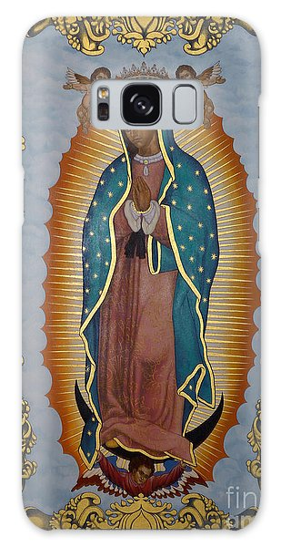 Our Lady Of Guadalupe - Lwlgl Galaxy Case
