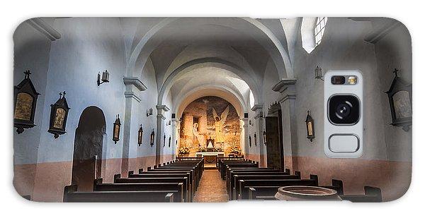 Our Lady Of Loreto Galaxy Case