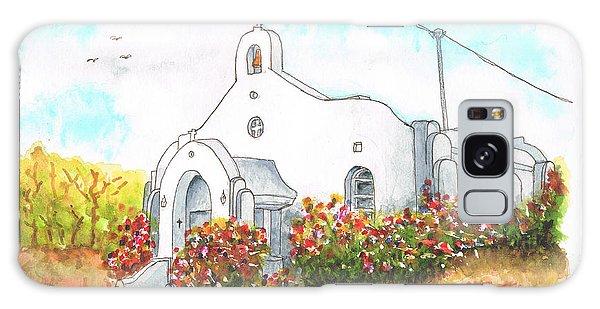 Our Lady Of Mount Carmel Catholic Church, Carmel,california Galaxy Case