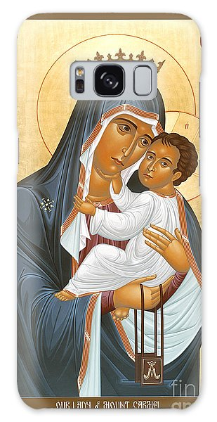 Our Lady Of Mount Carmel - Rlolc Galaxy Case
