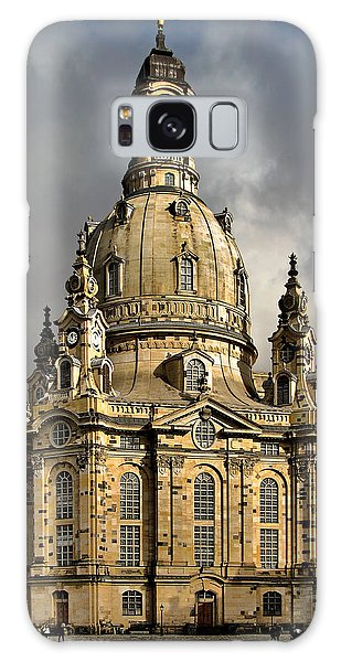 Our Lady's Church Of Dresden Galaxy Case