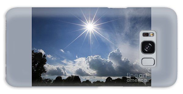 Our Shining Star Galaxy Case
