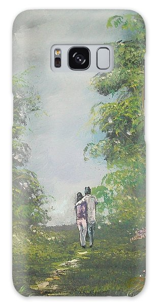 Our Time Together Galaxy Case by Raymond Doward