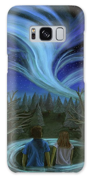 Out Of The Woods Galaxy Case