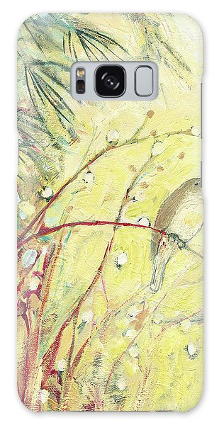 Impressionist Galaxy Case - Out On A Limb by Jennifer Lommers