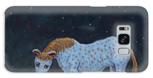 Pasture Galaxy Case - Out To Pasture by James W Johnson