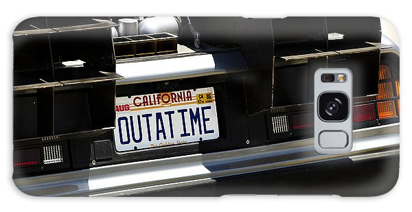 Outatime Galaxy Case