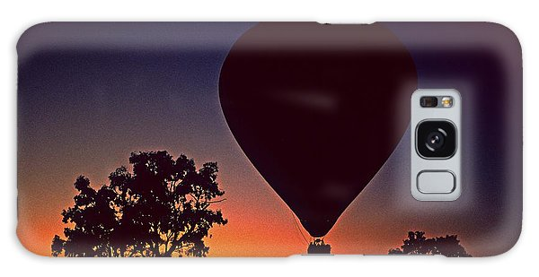 Outback Balloon Launch Galaxy Case