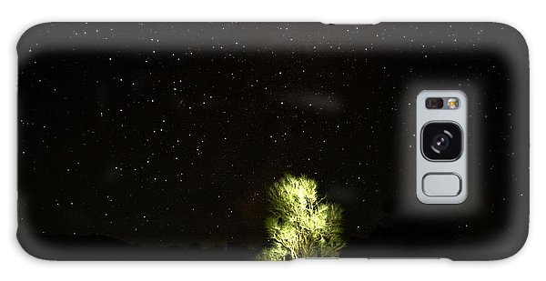 Outback Light Galaxy Case