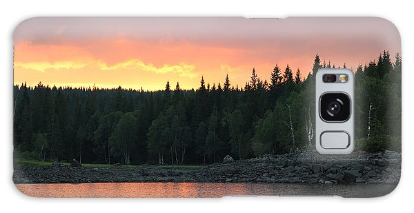Outdoors In Norway.  Galaxy Case
