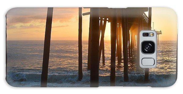 Outer Banks Pier 7/6/18 Galaxy Case