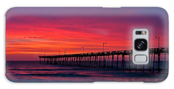 Outer Banks Sunrise Galaxy Case