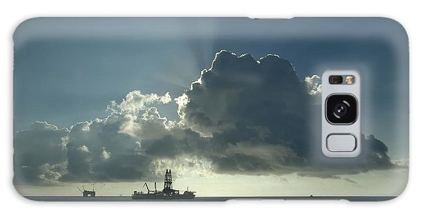 Outer Continental Shelf Oilfield  Galaxy Case