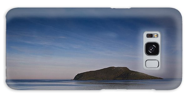 Outer Hebrides In Sunset Galaxy Case by Gabor Pozsgai