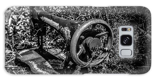 Old Sewing Machine Galaxy Case
