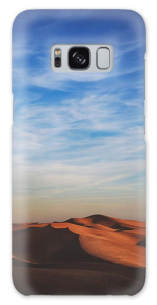 Cloudscape Galaxy Case - Over And Over by Laurie Search