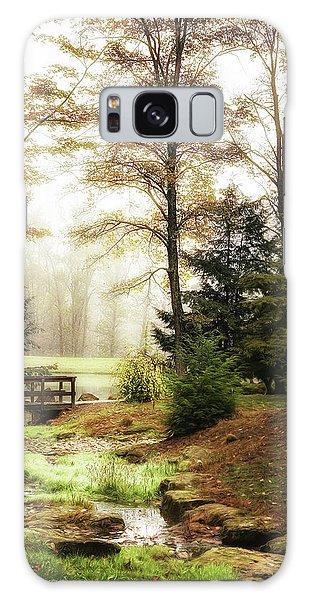 Foliage Galaxy Case - Over The River by Tom Mc Nemar