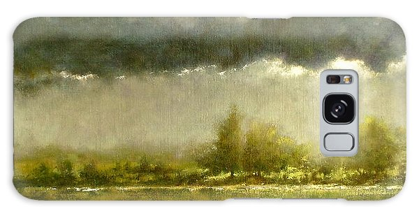 Galaxy Case - Overcast Day At The Refuge by Jim Gola
